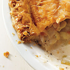 Blake Lively's Chicken & Leek Pie