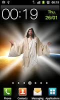 Screenshot of Jesus Crist Free wallpaper