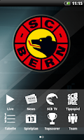 Screenshot of SC Bern