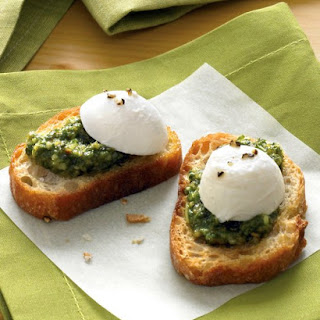 Bocconcini With Pesto Recipes