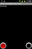 Screenshot of Create Your Own Soundboard