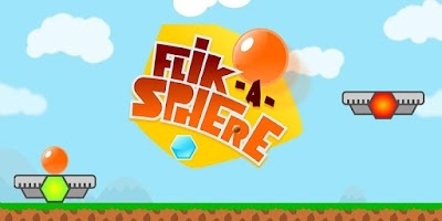 Screenshot of FlikaSphere - Bounce Ball