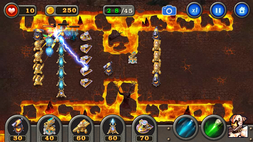 Robot Defense - screenshot