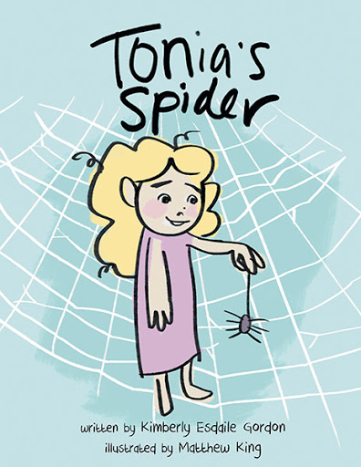 Tonia's Spider cover