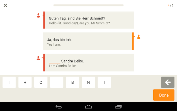 Learn German With Babbel APK screenshot thumbnail 12