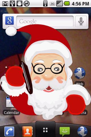 Call Santa Claus - The App