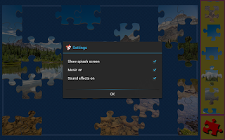 Screenshot of Jigsaw Genius Pro