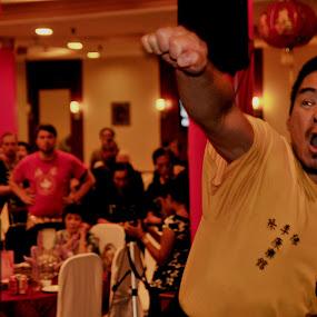 Hong luck Kung Fu Club by David Chu - People Group/Corporate ( @ go4david @chu @toronto @2013 @hong luck kung fu )