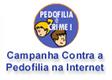 Pedofilia é crime! Denuncie