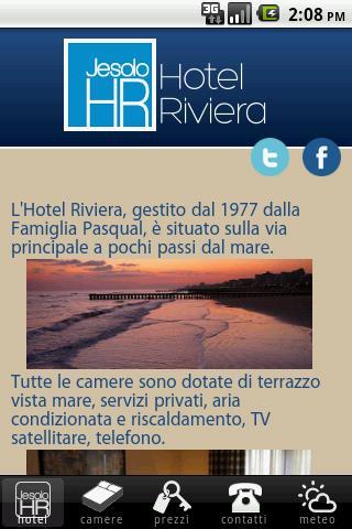 Hotel Riviera - Jesolo