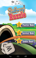 Screenshot of Subway Ruzzle