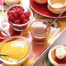 Mini Fruit Tart Buffet