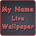 My Name Live Wallpaper - Text APK for Bluestacks
