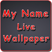 My Name Live Wallpaper - Text