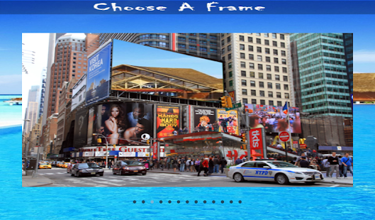 Frame Editor of Magic Photo - screenshot