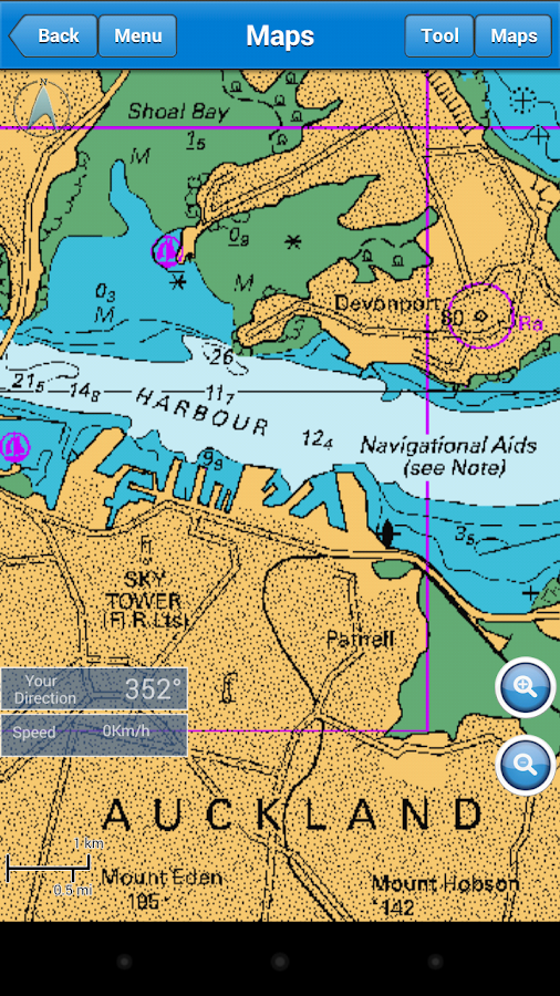 Marine Navigation Screenshot 3