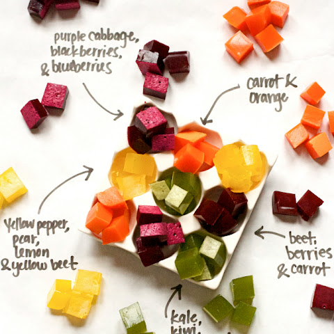 Fruit and Vegetable Juice Gummy Snacks (Master Recipe)