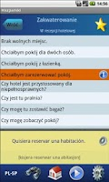 Screenshot of Hiszpański Ucz się i rozmawiaj