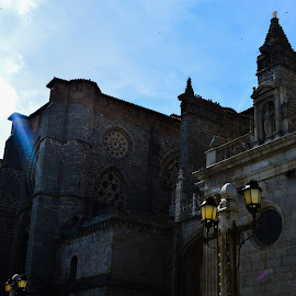 Untitled by Maya Miller - Buildings & Architecture Places of Worship ( building, beautiful, cathedral, chapel, architecture, foreign, spain )
