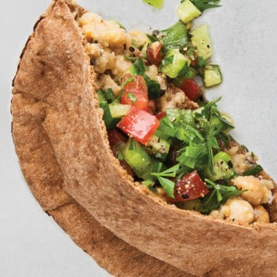 Hemp Hummus Pita Pockets