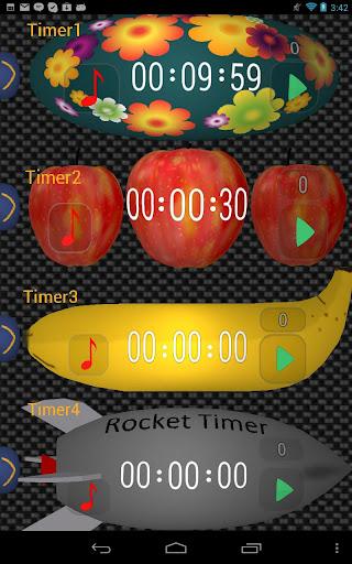 Fruity Timer