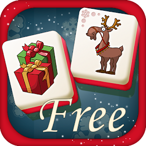 Christmas Mahjong HD Icon