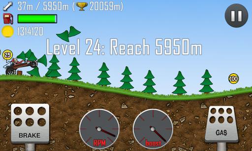 Hill Climb Racing - screenshot