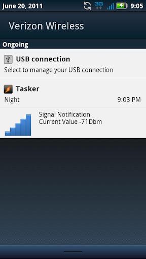 Signal Notification Free