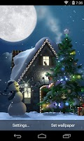 Screenshot of Christmas Moon