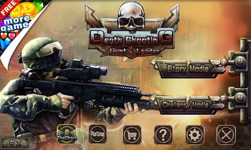 Death Shooting-Hunt leader apk screenshot