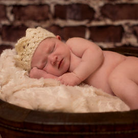 Little Princess by Trish Beukers - Babies & Children Babies ( newborn photography trish beukers )