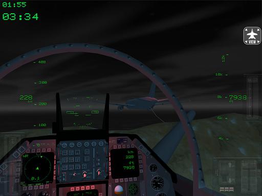 F18 Carrier Landing - screenshot