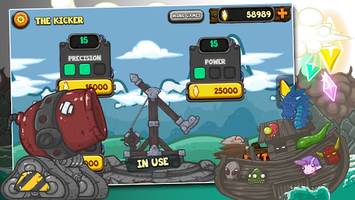 Kick the Critter - Smash Him! - screenshot