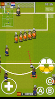 Screenshot of PORTABLE SOCCER DX Lite