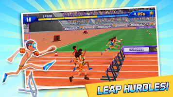 Screenshot of The Activision Decathlon