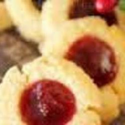Cuban Guava Cornmeal Cookies