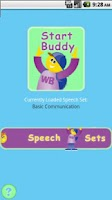 Screenshot of AAC Speech Buddy