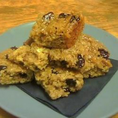 Honey Flapjacks