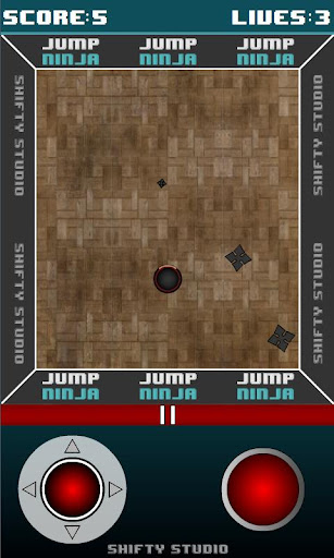 【免費街機App】Jump Ninja LITE-APP點子