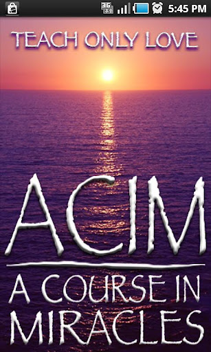 ACIM Text Lessons
