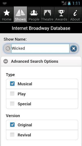 免費娛樂App|IBDB - Broadway Database|阿達玩APP