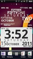 Screenshot of Clock 29 Widgets