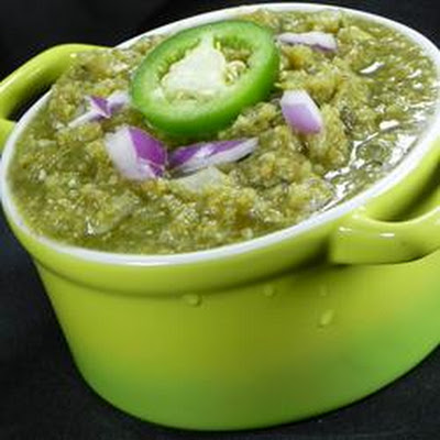Chihuahua-Style Salsa Verde