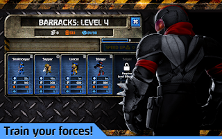 Screenshot of Enemy Lines-Real-Time Strategy
