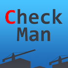 Construction checklist icon