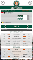 Screenshot of Roland Garros 2014