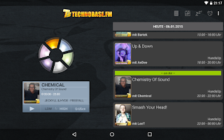 Screenshot of TechnoBase.FM - We aRe oNe