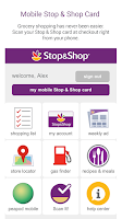 Screenshot of Stop & Shop