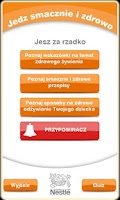 Screenshot of Posiłkomierz