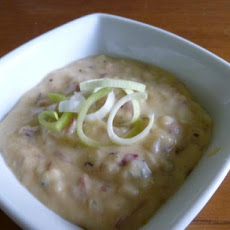 Emeril Lagasse's Potato, Onion & Roquefort Soup